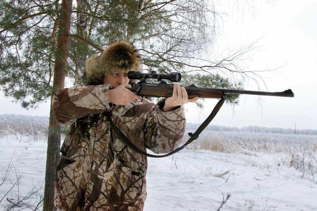 Оружие для охоты на косулю