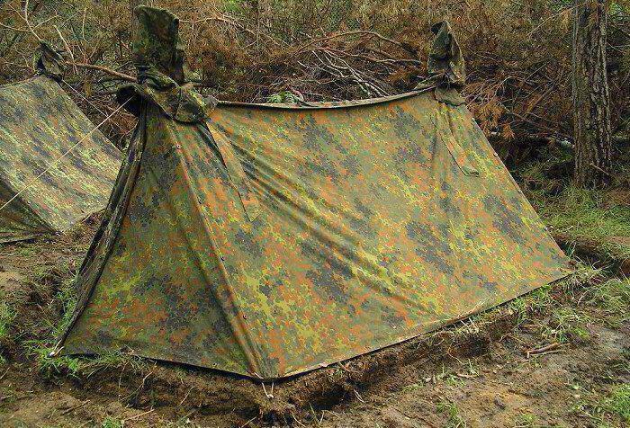 Плащ-палатка для охотника