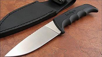 Сталь для охотничьего ножа