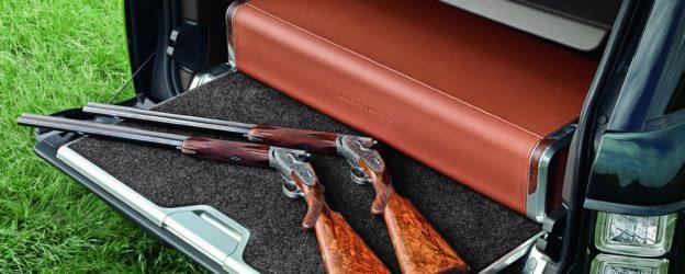 Перевозка охотничьего оружия в автомобиле