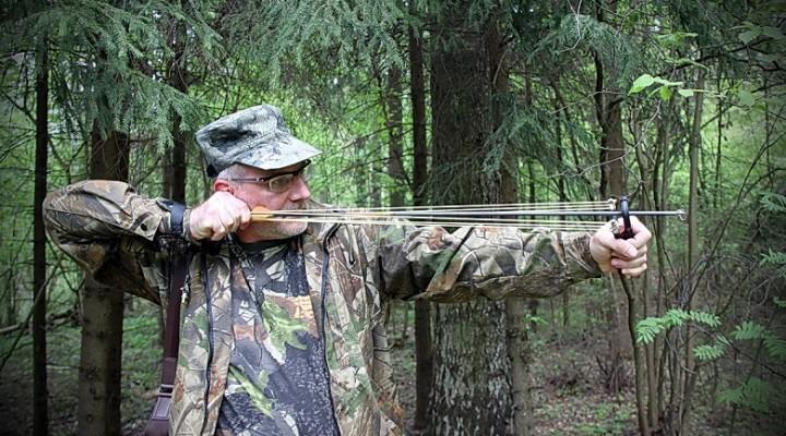 Использование на охоте