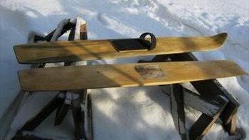Выбрать охотничьи лыжи