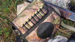Охотничья сумка для дичи