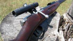 Охотничья винтовка Мосина