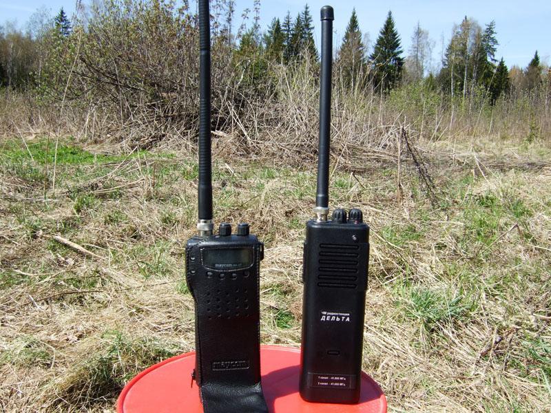 Рация диапазона 27 мГц