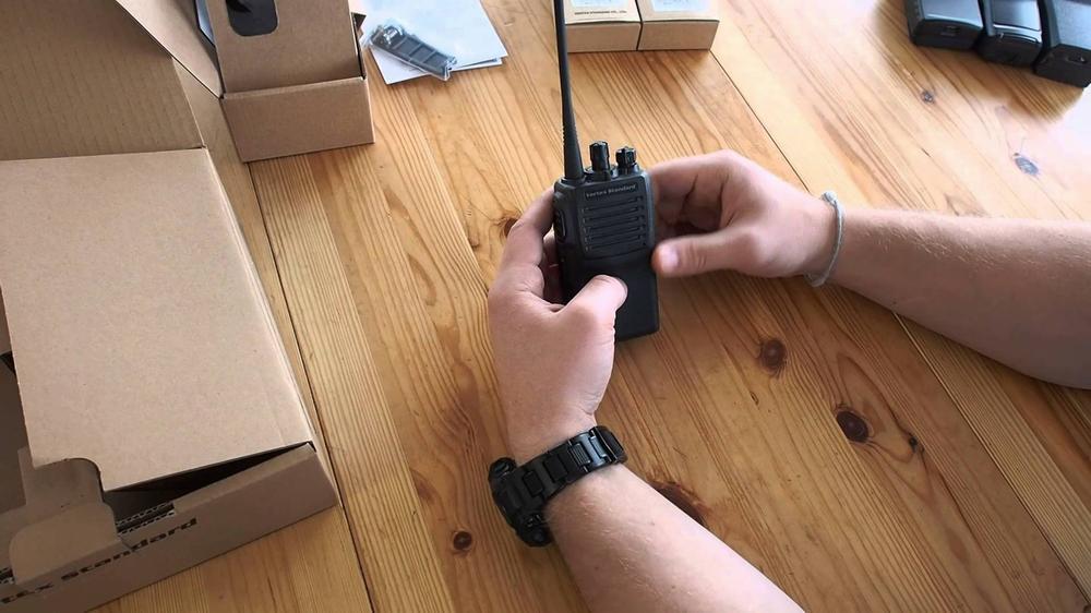 Рация Vertex Standard VX-231 UHF