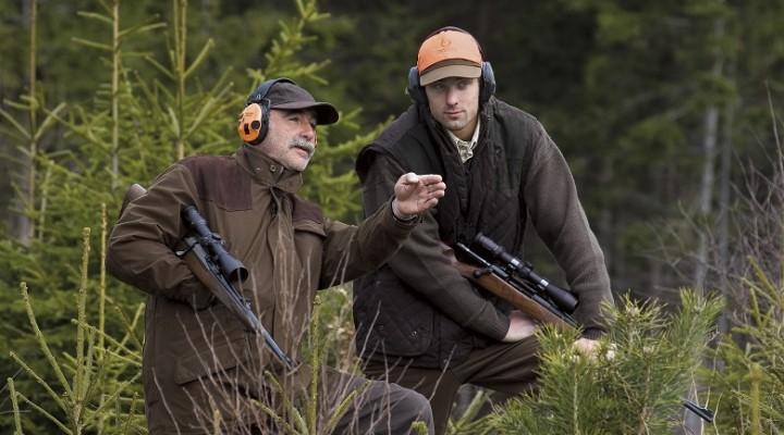 Выбор активных наушников для охоты