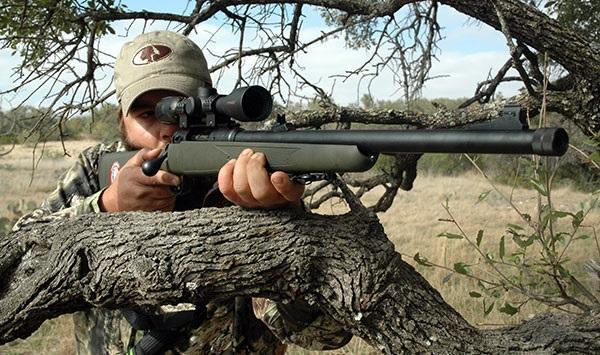 Стрельба из нарезного оружия