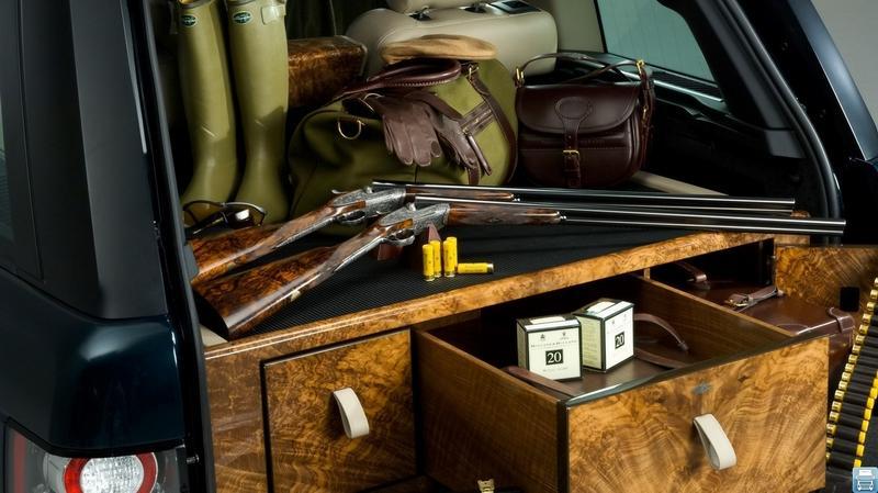 Транспортировка охотничьего оружия