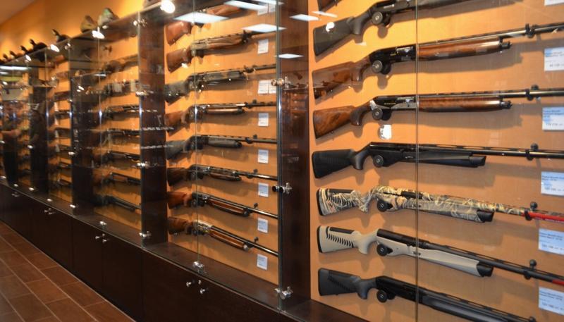 Выбор ружья для новичка
