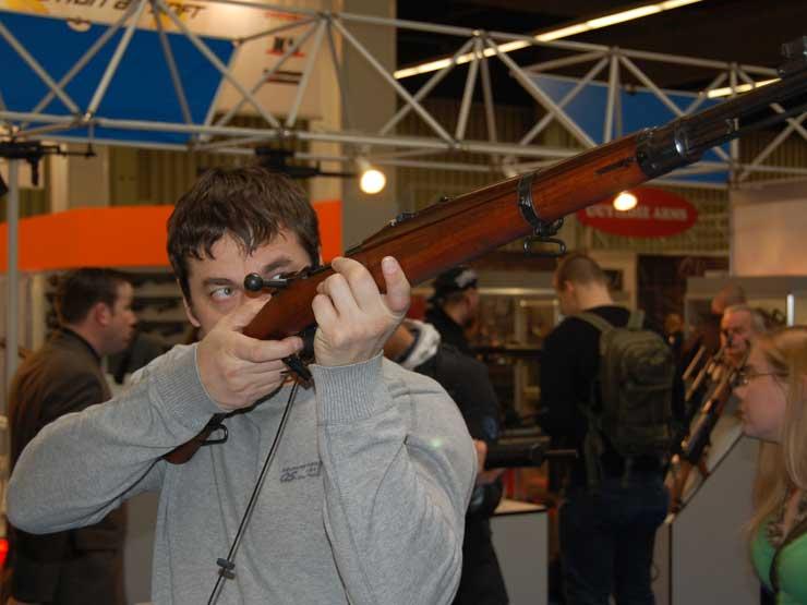 Осмотр ружья при покупке