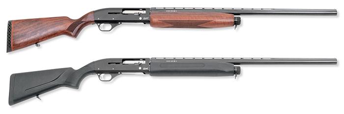 Самозарядные магазинные ружья