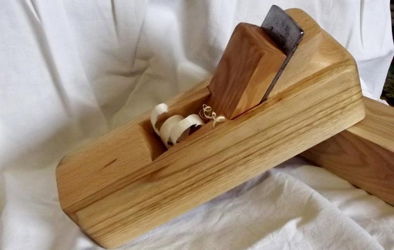 Рубанок для изготовления лука