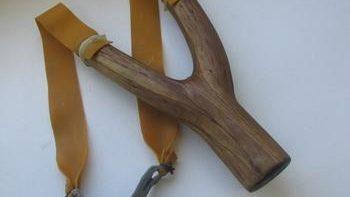Рогатка для охоты