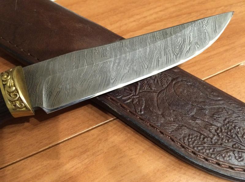 Фаски на лезвии ножа