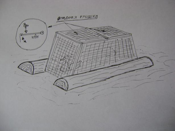 Ловушка для уток