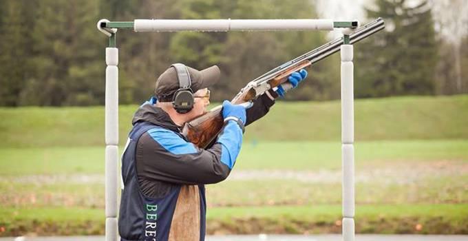 Стрельба на стрельбище