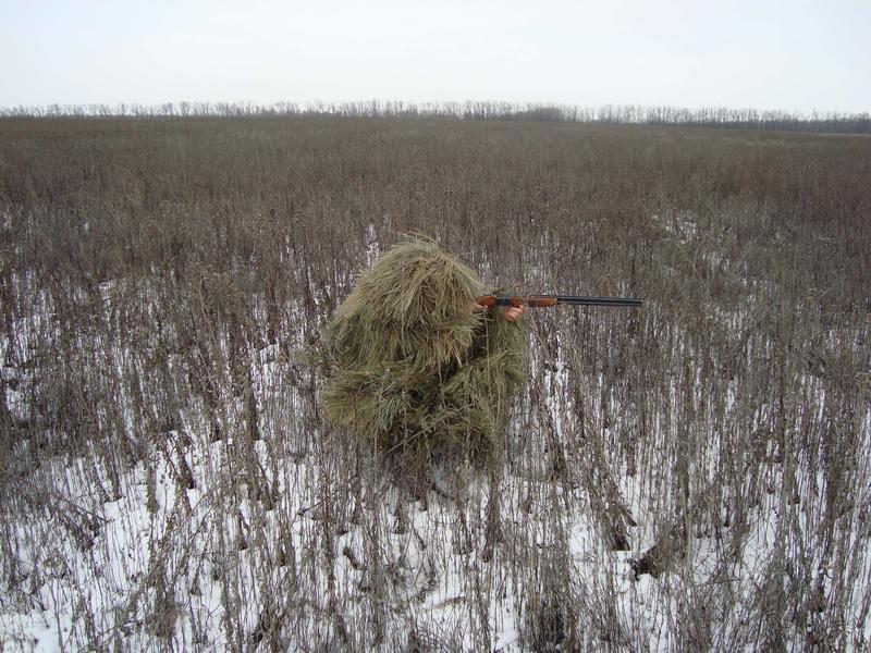Охота из укрытия
