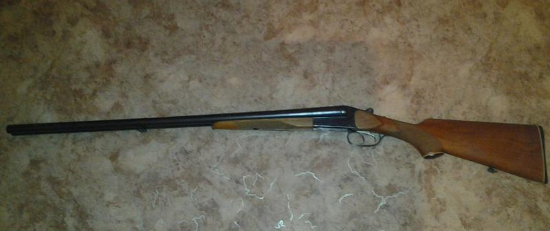 Ружье ИЖ-58