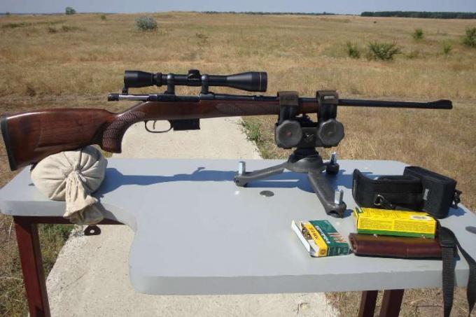 Стол для пристрелки