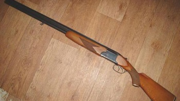 Охотничье ружье ИЖ-27