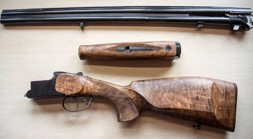 Хранение ружья