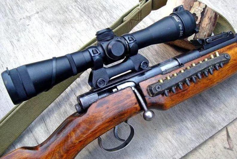 Мелкокалиберная винтовка
